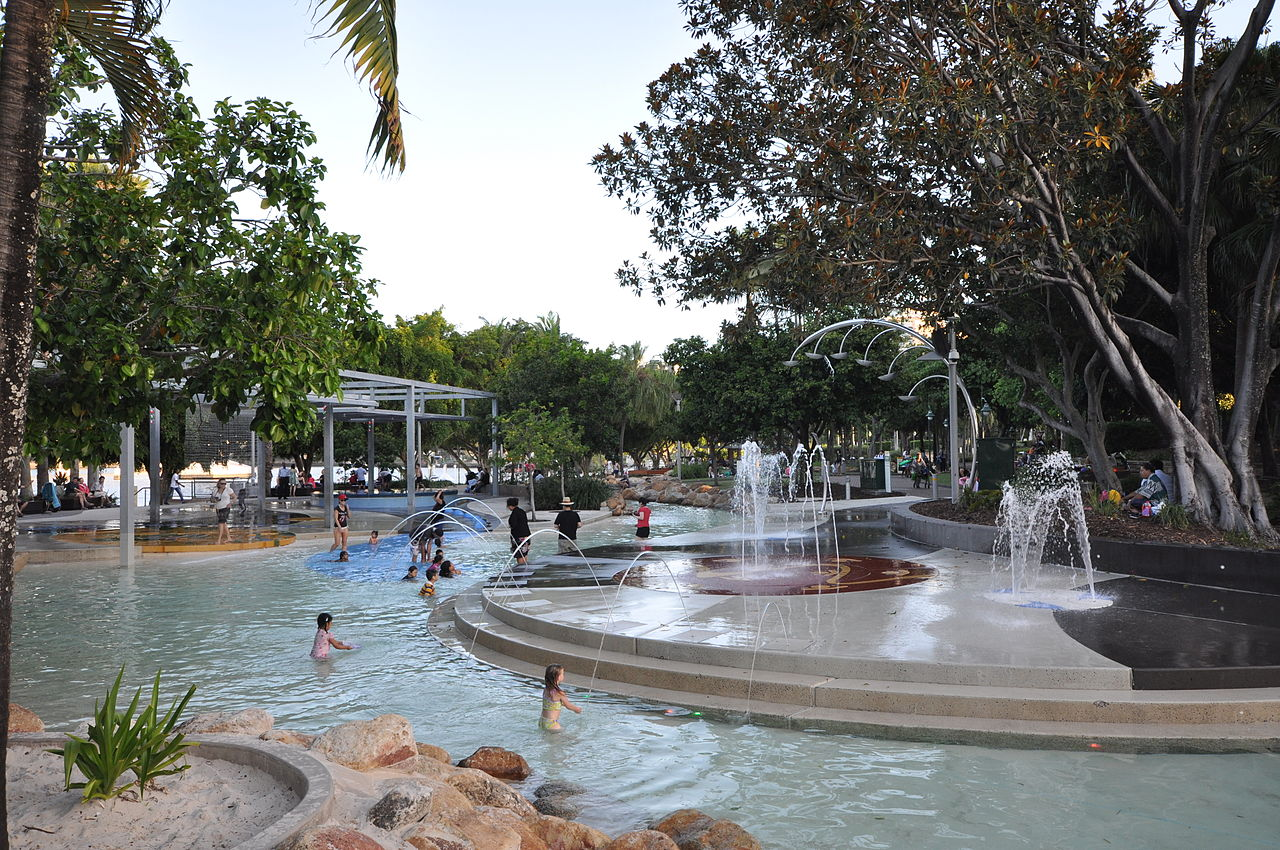 File Public Pools Streets Beach At The South Bank Parklands 6586691777 Jpg Wikimedia Commons
