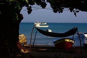 Fuerte Island - Image: Puerto Limon isla fuerte