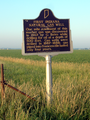 Pulaski County natural gas marker.png