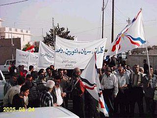Assyrian politics in Iraq
