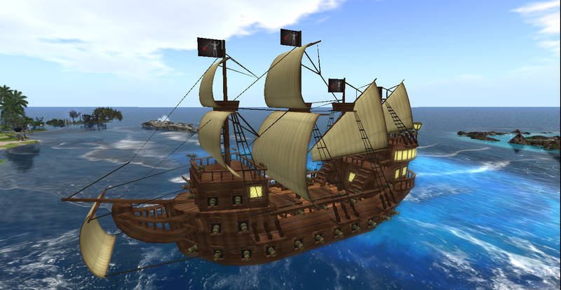 File:Queen Anne's Revenge, Second Life.png