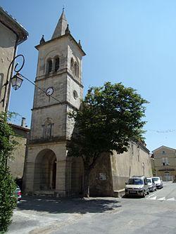 Réauville - église.JPG