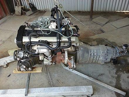 Nissan RB engine - WikiMili, The Free Encyclopedia