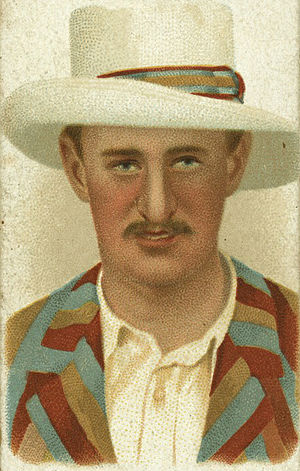 R. E. Foster - Image: RE Foster Cigarette Card
