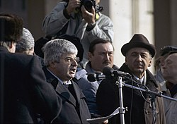 RIAN archive 426698 Moscow Mayor Gavriil Popov speaking at a rally.jpg