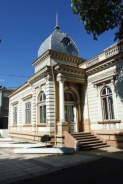 RO GL Tecuci Biblioteca municipala - intrare.jpg