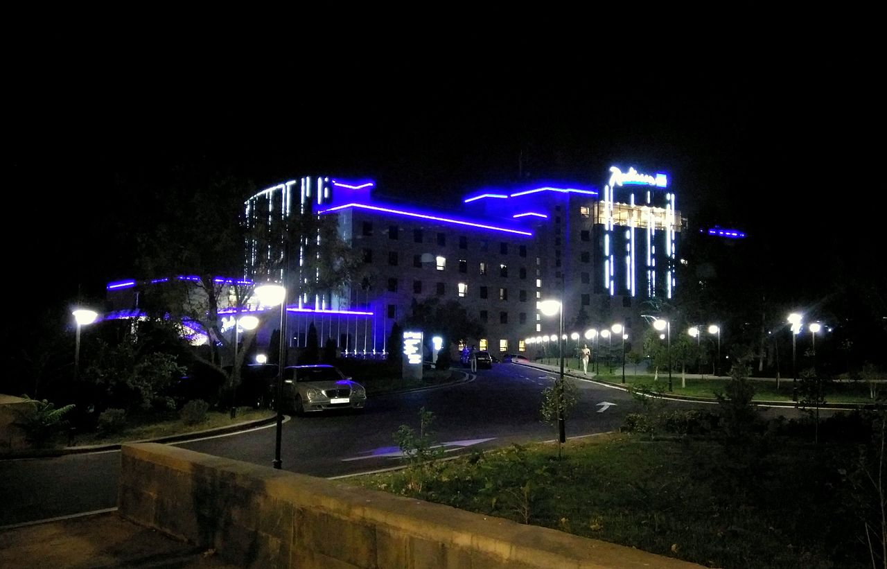 Radisson Blu Hotel Expo Plaza