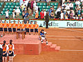 Rafael Nadal at the 2006 French Open.jpg