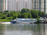Raketa-185 on Khimki Reservoir 22-jun-2012 02.JPG