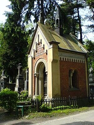 Rakowicki Cemetery - Image: Rakowicki Cemetery, Cracow, Poland 2