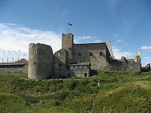 Siege of Wesenberg (1574) - Image: Rakvere, hrad