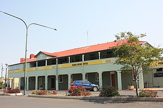 Millmerran, Queensland - Rams Head Hotel, Millmerran