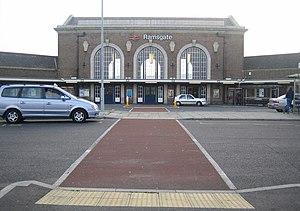 Ramsgate railway station - Image: Ramsgate Railway Station