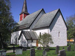 Ranem Church - Image: Ranem kyrkje