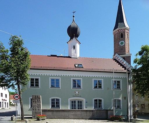 Rathaus Pfeffenhausen 2