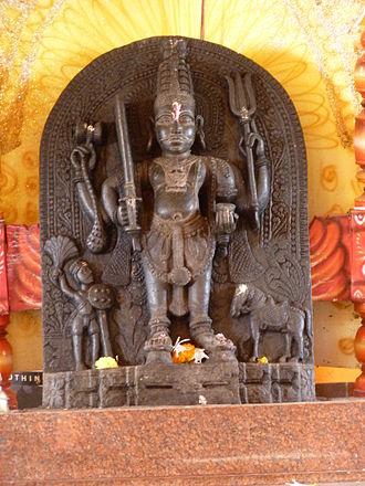 Ravalnath - Ravalnath, temple near Wados, Sindhudurg, Maharashtra
