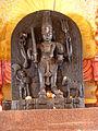 Ravalnath murti, temple near Oros budruk, Sindhudurg, Maharashtra.jpg