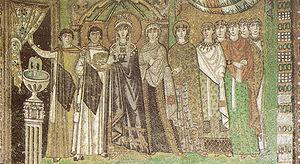 Teodora e le sue dame