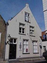 Ravenstein Rijksmonument 32354 Marktstraat 33.JPG