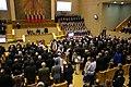 Re-Establishment of Lithuania commemoration in Seimas (2015).jpg