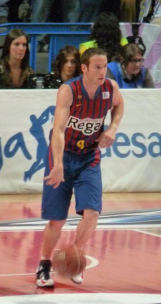 Marcelo Huertas - Huertas playing for Barcelona in 2013
