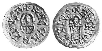 History of the Jews in Spain - Visigothic coinage: King Recared