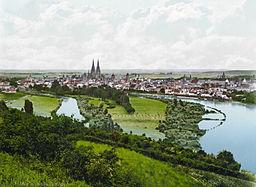 Regensburg um 1900
