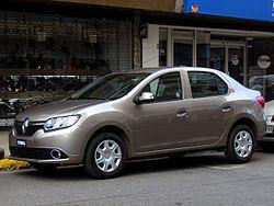 Renault Symbol (seit 2013)