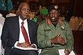 Representative of SNA & UPDF Deputy Chief of Defense Forces Lt. Gen. Charles Angina attending the AMISOM Retreat, Kampala 7th January 2015 (16220703431).jpg