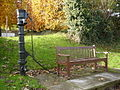 Restored hand pump in Boynton village - geograph.org.uk - 1038762.jpg