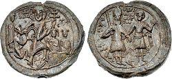 Resurrection seal of Alexios I Komnenos