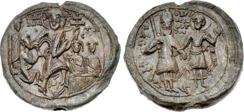 Resurrection seal of Alexios I Komnenos