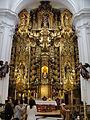 Retablo mayor. Iglesia de la Trinidad de Córdoba.jpg