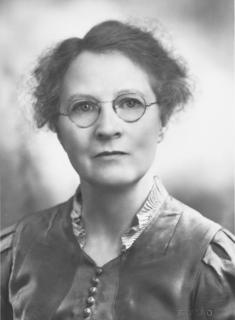Winifred Kiek Australian Congregational minister