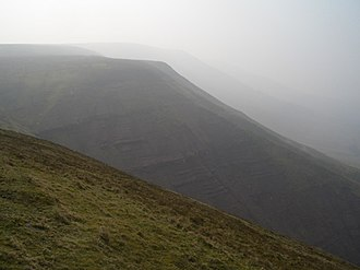 Grwyne Fawr - Rhos Dirion in the Black Mountains