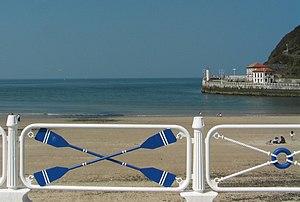 Ribadesella - Image: Ribadesella playa