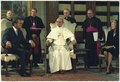 Richard M. Nixon at the Vatican meeting with Pope Paul VI - NARA - 194331.tif