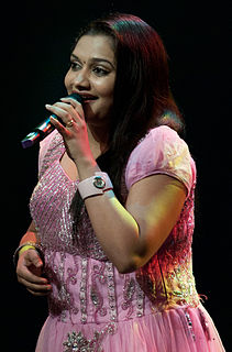 Rimi Tomy Indian singer and actress