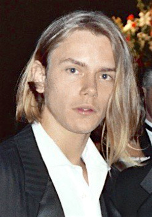 Squall Leonhart - Squall was inspired by late actor River Phoenix.