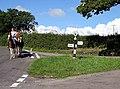 Road Junction - geograph.org.uk - 248836.jpg