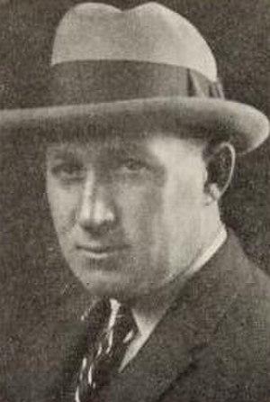 Robert Kurrle - Kurrle in 1922