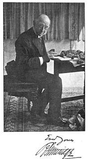Robert Etheridge English geologist and palaeontologist