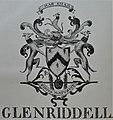 Robert Riddell of Glenriddell (Friars' Carse). Glenriddell Manuscript facsimile.jpg