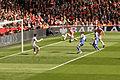 Robin Van Persie threatens goal (6954412916).jpg