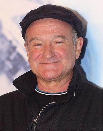 Robin Williams Happy Feet premiere