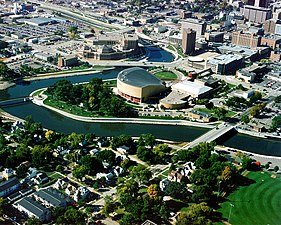 Rochester Minnesota downtown aerial view.jpg