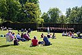 Rock Choir at Easton Lodge Gardens open day, Little Easton, Essex, England 06.jpg