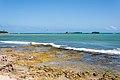 Rocky Cay seen from San Luis (8329667603).jpg