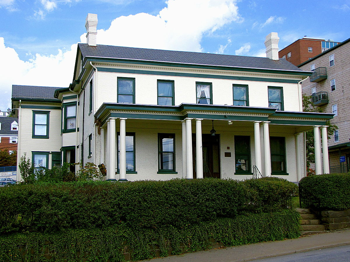 Rogers House Morgantown West Virginia Wikipedia