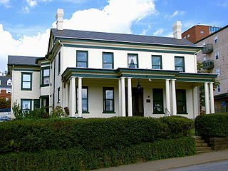 Rogers House (Morgantown, West Virginia) United States historic place